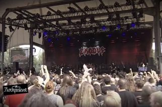 Thrash metal -veteraani Exoduksen livekeikka Rock Hard Festivalista katsottavissa kokonaisuudessaan