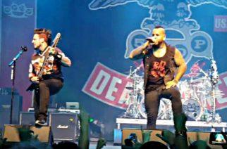 Five Finger Death Punch soitti ilmaisen keikan Hollannissa maanantaina: keikka katsottavissa kokonaisuudessaan