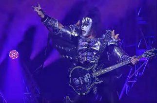 Kiss-pomo Gene Simmons julkaisee boksin ennen julkaisematonta soolotuotantoaan