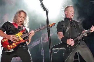 """Metallica julkaisi livevideon """"The Memory Remains"""" -kappaleestaan Arlingtonin keikalta"""