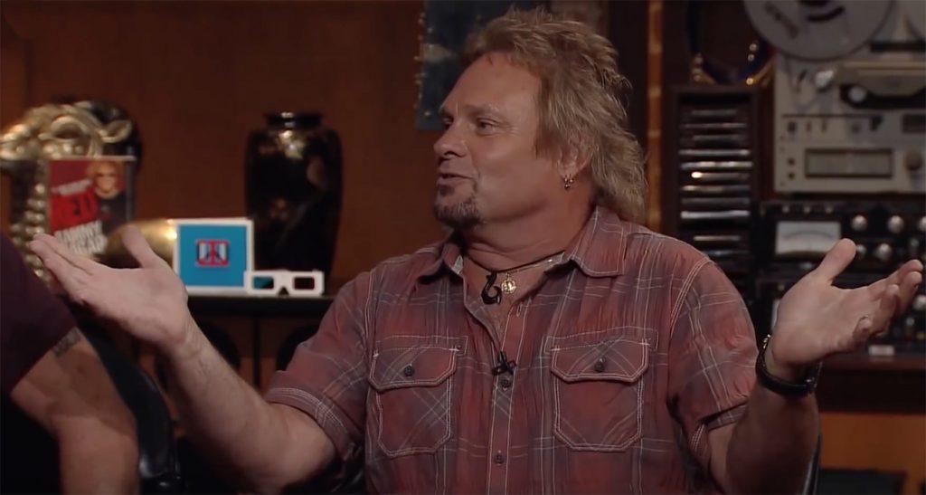 """Michael Anthony: """"Warner halusi meidän muuttavan Van Halenin nimen"""""""