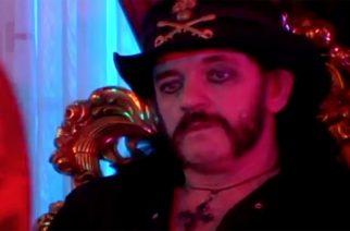 """Jyrki 69:n """"Bloodlust"""" -musiikkivideolla kohtauksia vampyyrielokuvasta: mukana Lemmy Kilmister vampyyrirokkarina"""