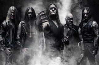 """Necrophobicin tulevan """"Mark of the Necrogram"""" -albumin nimikkokappale kuunneltavissa"""