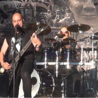 Nicole teki paluun keikkalavoille Nummirockissa: livevideoita yhtyeen keikalta katsottavissa