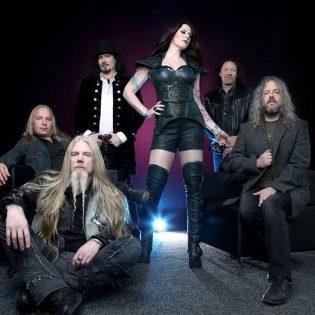 """Osallistu kilpailuun ja voita omaksesi Nightwishista kertova """"We Were Here"""" kirja!"""