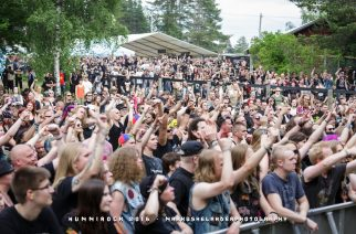 Nummirock Metal Festival 2016 - June 23.6.2016 - Kauhajoki, Finland.
