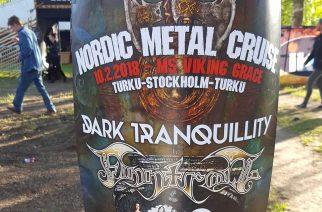 Ensi vuoden helmikuussa Nordic Metal Cruise kuljettaa raskasta lastia: Dark Tranquillity sekä Finntroll esiintyvät risteilyllä