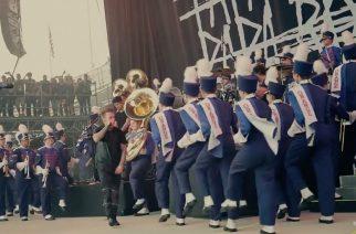 Papa Roach - Olentangy Orange lukion marssibändi