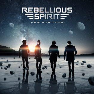 """Monipuolinen ja koukuttava rock-albumi – arviossa Rebellious Spiritin """"New Horizons"""""""