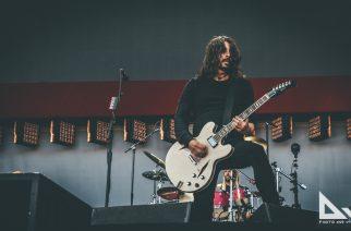 Rock The Beach, Foo Fighters