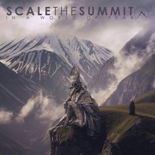 """Seikkailumetallia parhaimmillaan – Scale The Summitin """"In a World of Fear"""" luo musiikillaan maailmoja"""