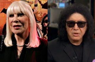 """Ronnie James Dion leski lyttää Gene Simmonsin aikeet rekisteröidä pirunsarvi-käsimerkki: """"naurettavaa ja oksettavaa"""""""