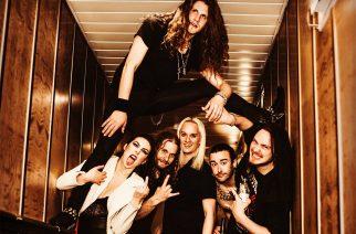 Amaranthen rivit jälleen täynnä: Nils Molin liittyi virallisesti bändiin