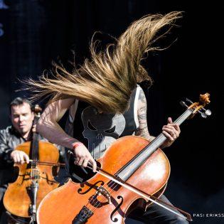 Apocalyptica lupailee uutta albumia aloittaessaan tulevana talvena studiotyöskentelyn