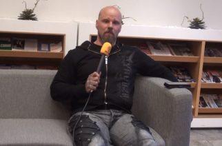 """Tuomas Saukkonen Before The Dawnin paluusta keikkalavoille: """"Tuntui todella nastalta soittaa jälleen livenä"""""""
