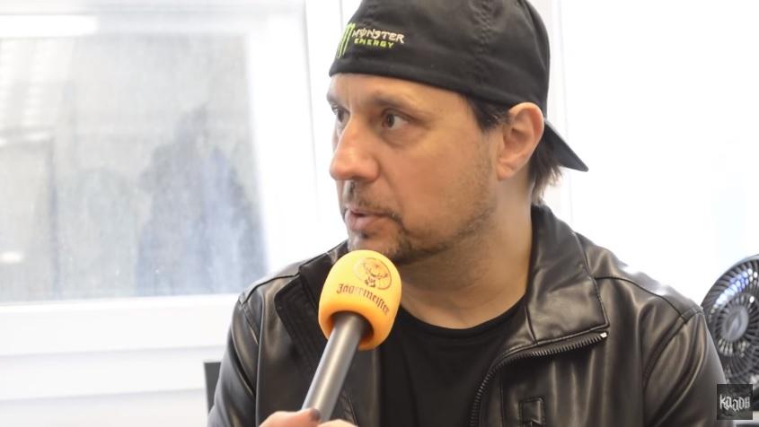 Dave Lombardo paljastaa tuoreessa haastattelussa kaikkien hänen Slayerin aikaisten rumpusettiensä tulleen varastetuksi vuosien saatossa