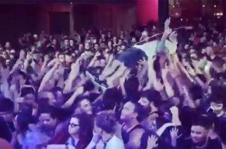 Every Time I Die:n keikalla yleisö ei palauttanut crowdsurffannutta kitaristia lavalle