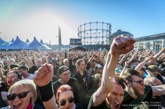 Tuska Open Air fanien silmin: Kaaoszinen kattava yleisögalleria Tuskasta katsottavissa