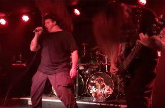 """George """"Corpsegrinder"""" Fisher nousi entisten Deicide -jäsenien kanssa lavalle Floridassa: katso fanien kuvaamia videoita"""
