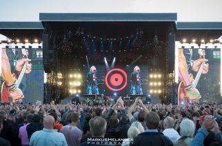 Guns N' Roses - Not In This Lifetime Tour @ Kantolan Tapahtumapuisto, Hämeenlinna