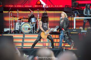 Guns N` Roses - Not In This Lifetime Tour @ Kantolan Tapahtumapuisto, Hämeenlinna