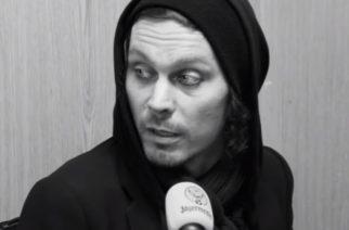 """HIM:n Ville Valo KaaosTV:lle bändin lopettamisesta: """"On tyylikkäämpää lopettaa huipulla kuin jatkaa uraa liian pitkään"""""""