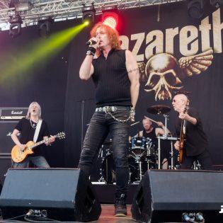 Raskaan rockin veteraani Nazareth täyttää 50 vuotta: musiikkivideo tulevan albumin nimikkokappaleesta katsottavissa