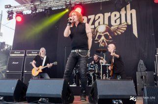 """Hard Rock -veteraani Nazareth julkaisee uuden albumin """"Tattooed On My Brain"""" lokakuussa: albumin tiedot ja ensimmäinen kappale julki"""