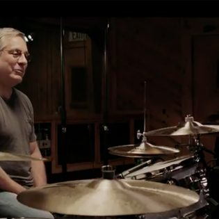 Max and Jay Weinberg -video