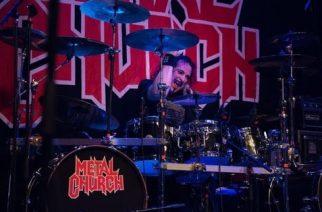 Metal Churchin rumpali Stet Howland on toipumassa syövästään