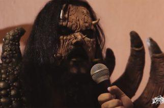 Mr. Lordi - Zombitrol -haastattelu