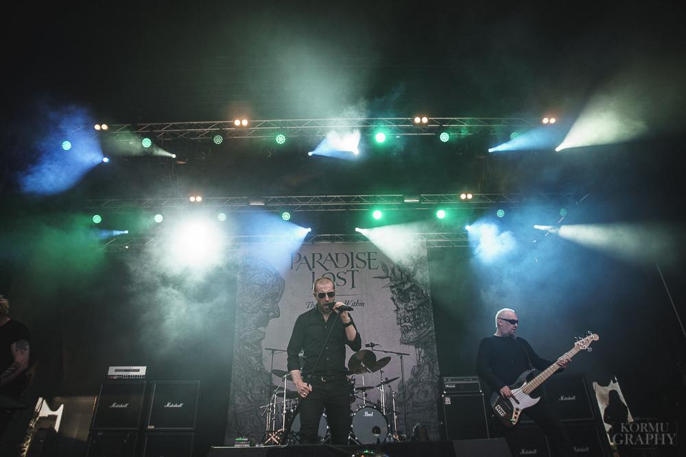 """Goottimetallin pioneeri Paradise Lost soittaa striimikeikan """"Obsidian""""-albuminsa tiimoilta marraskuussa"""