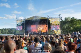 Ruisrock Festival 2017 - Sun 9.7.2017 - Turku, Finland