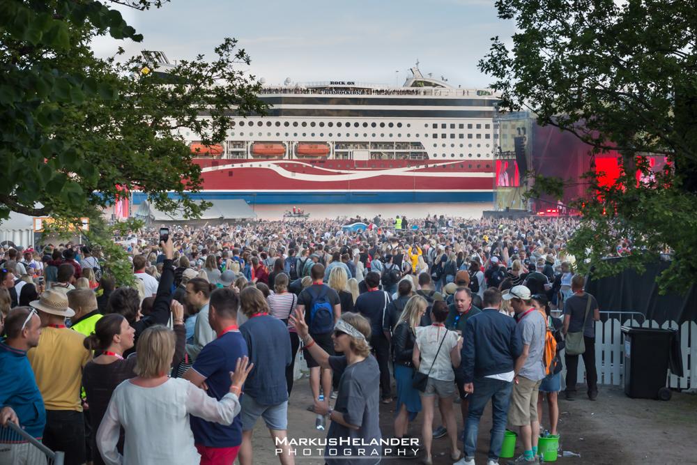 Ruisrock loppuunmyyty – huikeisiin kävijämääriin yltävä festivaali tuo Turun alueelle miljoonia euroja