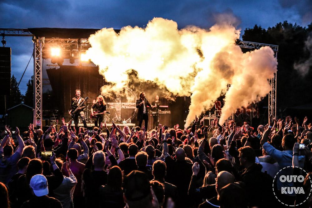 Rock In The City -festivaali ottaa varaslähdön kesään järjestämällä festivaalietkot