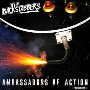 """Pohjolasta jyrähtää – arviossa The Backstabbersin """"Ambassadors Of Action"""""""