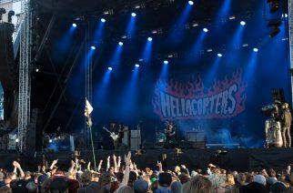 The Hellacopters Tuska Open Airin sunnuntain pääesiintyjäksi
