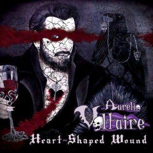 """Aurelio Voltairen vahvin albumikokonaisuus vuosiin – arviossa """"Heart-Shaped Wound"""""""