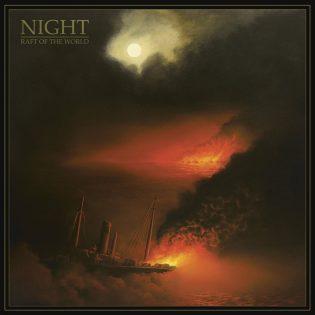 """Tunnelmaa vailla tarttumapintaa: arviossa Nightin """"Raft of the World"""""""
