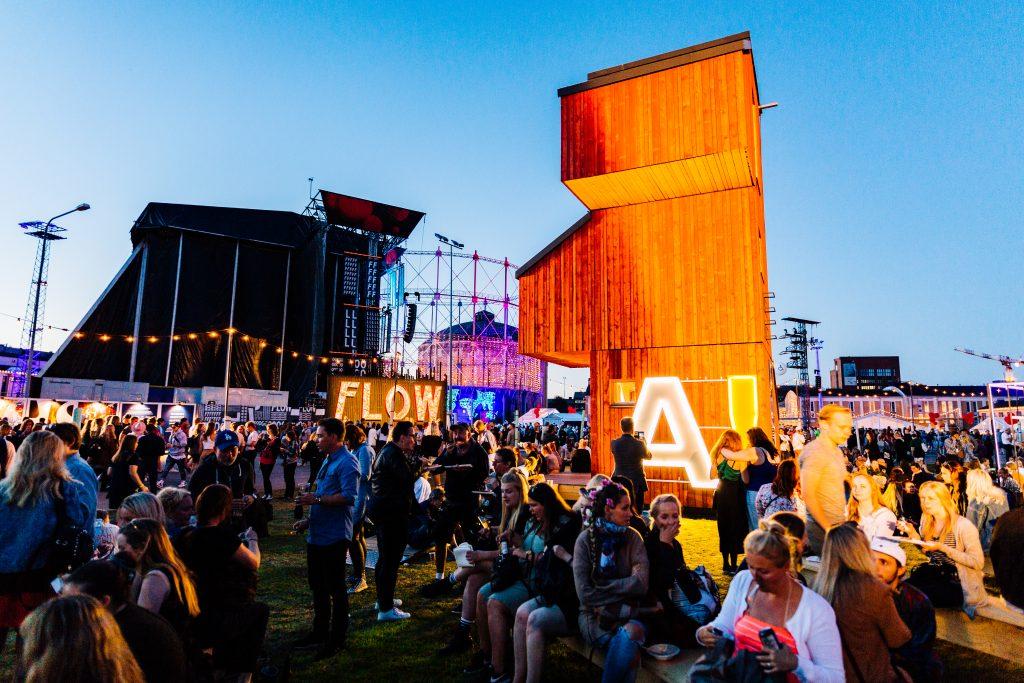 Lisää huonoja uutisia kotimaiselta festivaalikentältä: Flow Festival vaarassa peruuntua