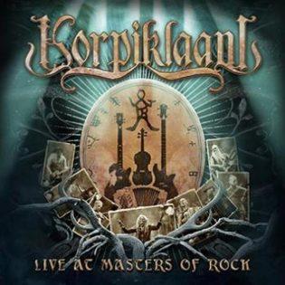 """Korpiklaanin ilottelua DVD:llä: arviossa """"Live At Masters Of Rock"""""""