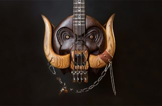 Raskas musiikki inspiroi raskaaseen taiteeseen: Rock And Metal -museo tuo taitelijat jälleen Bloodstock Open Air -festivaaliin