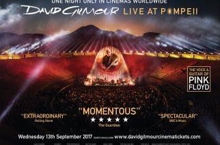 Pink Floydin David Gilmour palasi esiintymään Pompejin amfiteatteriin – keikkataltioinnin traileri katsottavissa