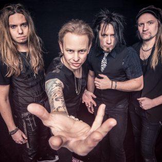 Ruotsalainen rockhuippu Eclipse ja One Desire konsertoimaan Helsinkiin lokakuussa!
