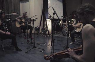 Ensiferum julkaisi videon tulevan albuminsa päätöskappaleen äänityksistä