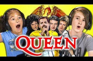 Näin lapset reagoivat Queenin musiikkiin: katso hulvaton video!
