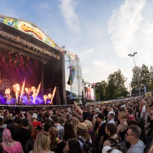 Haloo Helsinki, Qstock 2017