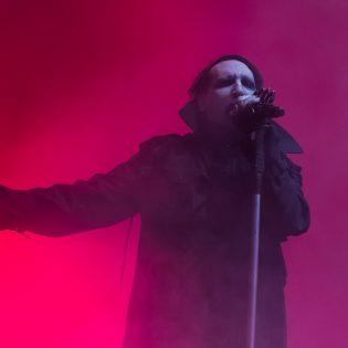 Marilyn Manson, Qstock 2017