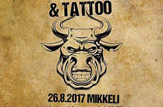 Rokkia, karjaa ja mustetta – Mikkeli saa uuden tatuointifestivaalin