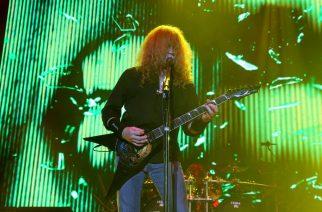 Megadethin Dave Mustainelta vihjaileva twiitti twitterissä: olisiko yhtyeen seuraava albumi jäämässä uran viimeiseksi?